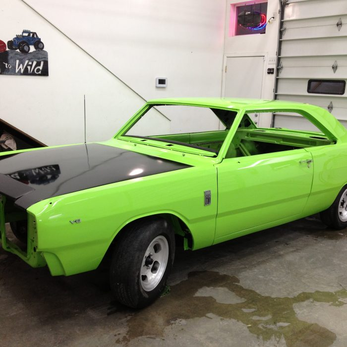 Paint Jobs & Restorations